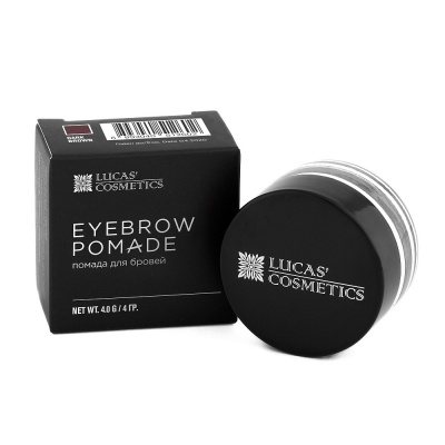 Помада для бровей BROW POMADE (DARK BROWN)