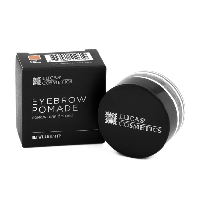 Помада для бровей BROW POMADE (LIGHT BROWN)